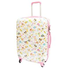 Disney Tsum Tsum Suitcase