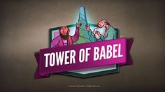 Tower of Babel Kids Bible Lesson: This tower of Babel Bible story for kids is a great way to teach through Genesis 11. Your Sunday school class will love this amazing resource covering the rebellious building of Babel, the confusing of language and the dispersion of mankind to all corners of the earth. Included in this Bible resource are Q&A, lesson artwork, big idea, and much more.