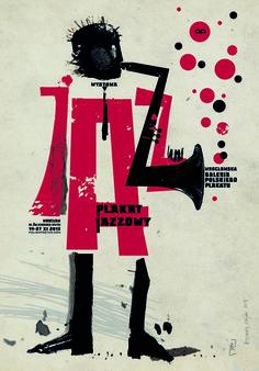 Jazz Polish Posters Exhibition