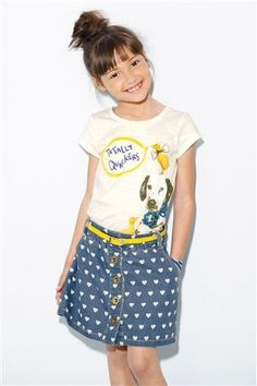 Buy Cute Animal T-Shirt (3-16yrs) from the Next UK online shop