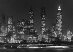 Andreas Feininger, NYC, 1940's