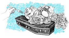 Food, feasting and funerals from Bones Don't Lie