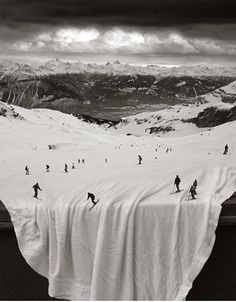 Thomas barbey. His photography is amazing. Saw it in Hawaii, 8X10 prints were $875 :o