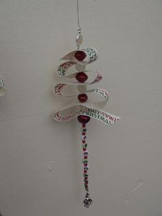 Name christmas decoration