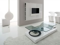 We really like the ultra modern living room furniture from Compar for its clean design, classic colors and innovative features. Minimalist Living Room Furniture, Contemporary Living Room Furniture, Living Room Modern, Living Room Interior, Living Room Designs, Modern Furniture, Living Rooms, Minimal Living, White Furniture
