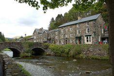 Beddgelert, Snowdonia, Wales | 18 British Villages You Should Run Away To