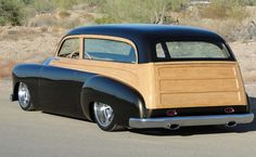 49 or 50 chevy Station Wagon Cars, Woody Wagon, Shooting Brake, Hot Rod Trucks, Street Rods, Hot Cars, Car Pictures, Custom Cars, Vintage Cars