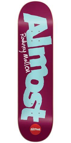 2013 Skateboarding Product Guide: Rodney Mullen | ALMOST