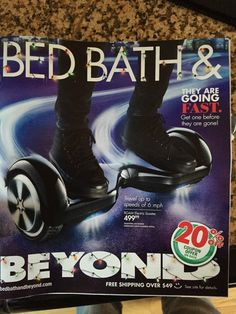 Bed Bath & Beyond Is Selling Hoverboards Now Tech
