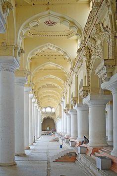 Palace Thirumalai Nayak . Madurai