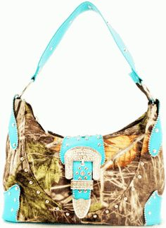 Camo and Turquoise Purse. @Kelsey Myers Myers Myers Arnall