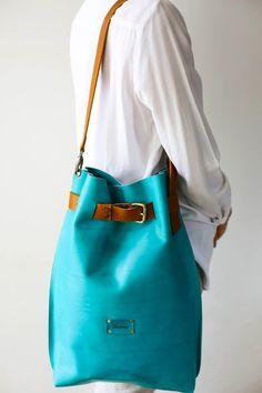 e0e00830f3143 Large Leather Backpack Leather Laptop Backpack Blue Backpack Large Travel  Bag