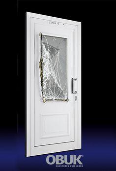 Sichere Haustüren sind eine wichtige Komponente beim Einbruchschutz. Konfigurieren Sie Eingangstüren mit hohem Designanspruch in den von der Polizei empfohlenen Schutzklassen RC2 und RC3
