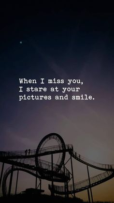 When I miss you, I stare at your pictures and smile love love quotes quotes quote i miss you relationship quotes love images relationship goals love pic Love Smile Quotes, Cute Love Quotes, Missing You Quotes For Him, Love Quotes For Her, Romantic Love Quotes, Love Yourself Quotes, When You Smile Quotes, Missing Dad, Long Distance Love Quotes