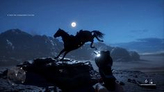 Battlefield 1 | Frozen Under The Moonlight