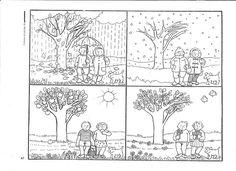 Actividades Escolares: Actividades sobre campo y ciudad Spanish Activities, Science Activities, Educational Activities, Activities For Kids, Miss Kindergarten, Door Picture, English Lessons For Kids, Preschool Colors, Days And Months