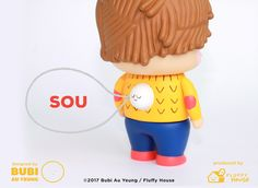 """Available Now: Bubi Au Yeung  Fluffy House's """"SOU"""" the Soul Keeper!"""