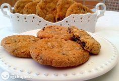 cookies o galletas de chocolate