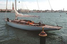 The handmade wooden yacht featured in the James Bond movie Casino Royale is up for sale.