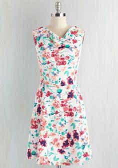 Flirtatious Feeling Dress, @ModCloth