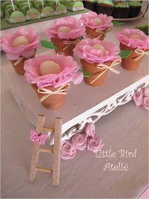 Little Bird Ateliê: Festa Jardim das Borboletas da Duda