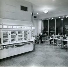 Before the Big Mac: Horn & Hardart Automats | The New York Public Library
