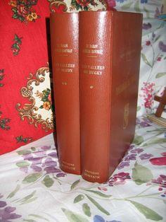 Les Vallées du Bugey  Baron Achille Raverat Reed. Horvath 1980 1/310 référence