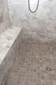 Luxury Vinyl Tile Bathroom Floor Dark Gray Tiled Shower Bathrooms - 2x2 vinyl floor tile
