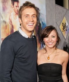 Actor Robert Goffman and actress Briana Evigan arrive at the world premiere of Touchstone Pictures' 'Step Up 2, The Streets'