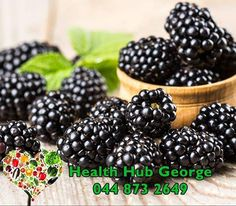 Blackberries are not only delicious, but also good for your health! It contains moderate levels of B-complex group of vitamins. These vitamins work as co-factors for enzymes that help metabolise carbohydrates, proteins and fats inside the human body. #HealthHub #HealthyLiving
