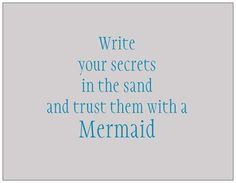 Write your Secrets Postcard