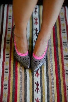 Lace Socks for Flats Short Socks No Show Lace von ThreeBirdNest, $8.99