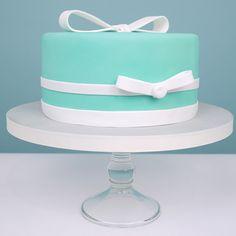 Cake Tifanny - Charm City Cakes