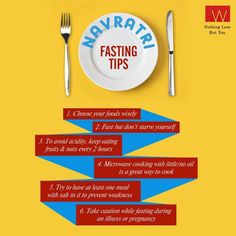 Your fast guide to fasting this Navratri is here.   Stay #healthy, stay #blessed & keep #sharing!
