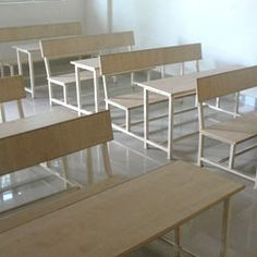 We are Manufacturers Of Modular Furnitures,These modular student desks manufactured by us have rounded edge and enough space for the student to keep his note pads, books , pen and pencil and other items without creating a clutter. To Know More : http://www.dboffice.in/educational-furniture.php#student-desk