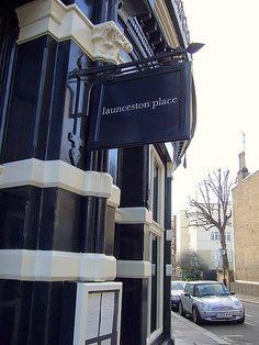 Launceston Place restaurant British Restaurants, Top Restaurants, The Neighbourhood, I Am Awesome, Memories, London, Eat, Places, Memoirs