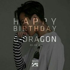 Happy Birthday #kwonjiyong #gdragon #happy29GDay