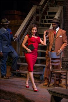 Theater Review - August Wilson's 'Seven Guitars' strikes a chord ...