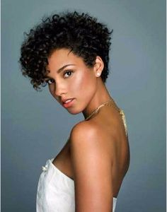 20 Naturally Curly Short Hairstyles | http://www.short-haircut.com ...