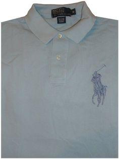 Polo Ralph Lauren Big Pony Shorts Light Blue