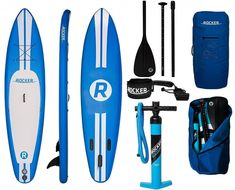 iRocker Sport 11 Inflatable SUP Package Review