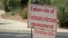 So. UT Vietnam Veteran Monument To Be Dedicated