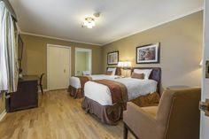 Two double beds in our two bedroom cottage! Perfect for families! Spa Offers, Romantic Destinations, Luxury Accommodation, Double Beds, Two Bedroom, Nova Scotia, Resort Spa, Golf, Cottage