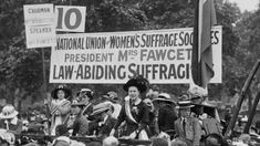 Suffragist Millicent Fawcett will be the first woman to have a statue in Parliament Square.