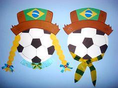 7 dicas para festa Junina e Copa do Mundo   Pra Gente Miúda Diy And Crafts, Arts And Crafts, Play To Learn, Baby Care, Holidays And Events, Diy Tutorial, Flamingo, Party Time, Scrap