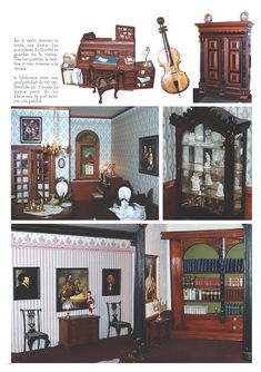 My little miniature world is a big entertainment: The Dollhouse