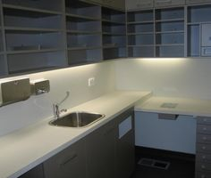 Commercial Fit-Outs Archives Reception Counter, Build Your Brand, Entry Foyer, Joinery, Sink, Commercial, Dental Surgery, Restaurant, Shelves