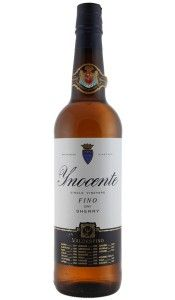 Valdespino Inocente Fino sherry is wine of the week for August 14, 2014 on www.eatsomethingsexy.com