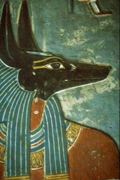 """Anubis a jackal-headed god is the most important god of the dead.One of the roles of Anubis was """"Guardian of the Scales"""".[12] Deciding the weight of """"truth"""" by weighing the heart against Ma'at, who was often depicted as an ostrich feather, Anubis dictated the fate of souls."""