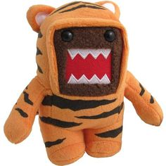 """Licensed 2 Play Domo Tiger 6 1/2"""" Plush * Want additional info? Click on the image. (This is an affiliate link) #Puppets"""